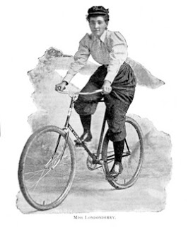 Old Time Bicycler