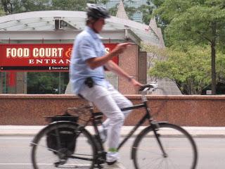Toronto Biker