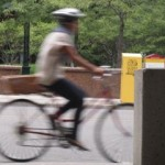 Biking in Toronto