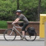 Toronto Bicycle Commuter
