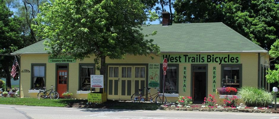 West Trails New Haven Exterior